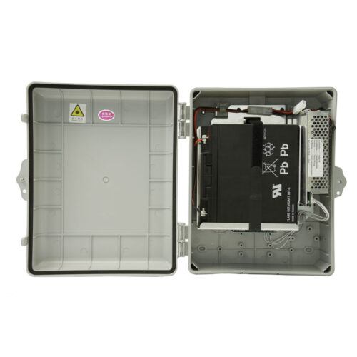 MDU NEMA UPS, 12V 75W, 22AH Battery, Outdoor (PP75EX)