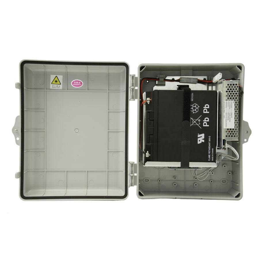 MDU NEMA UPS, 12V 75W, 22AH Battery, Outdoor (PP75EX)
