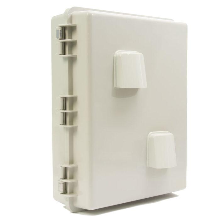 Precision Power | FTTx Outdoor UPS | Li-75 Micro UPS, 12V 75W w/ NEMA Enclosure, Outdoor (PP75L-VE)