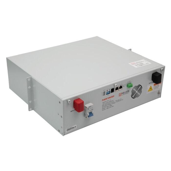 Precision Power | LFP Rack Mount Batteries | EvoLution Series 100AH (48NPFC100-3)