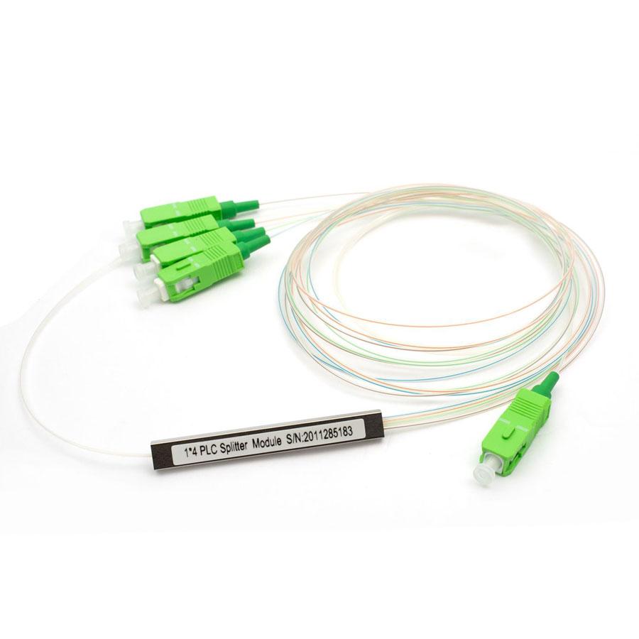 Precision Fiber   Splitters   Bare Fiber PLC Splitters (PFBARE)