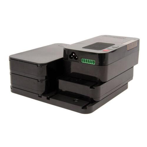 Precision Power | Micro UPS | Li-75 Micro UPS, 12V or 48V, 75W, Indoor (PP75L)