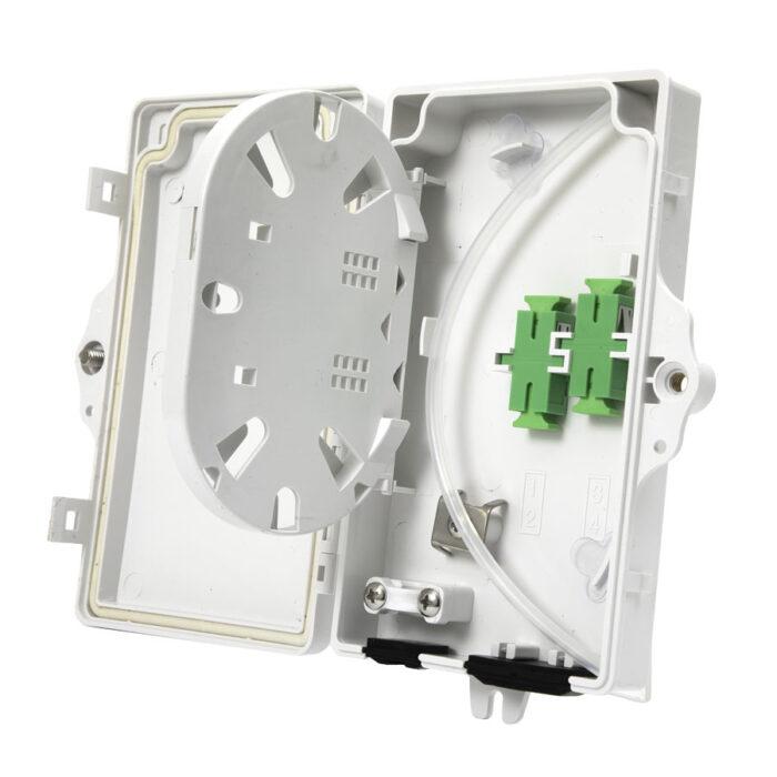 Precision Fiber | NIDs | Indoor Fiber Transition Box (PF2SCA)