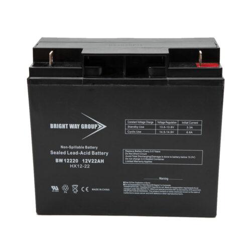 Precision Power | Telecom Batteries | FTTH Replacement Batteries (BW12220)