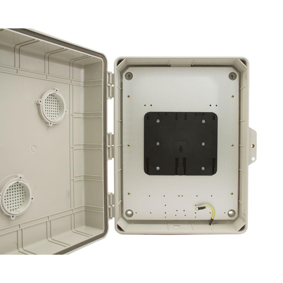 Precision Power | FTTx Enclosures | 17 x 14 x 6 NEMA Enclosure, Outdoor (PP17146EN)