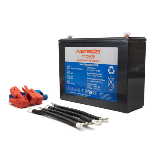 Precision Power | Telecom Batteries | FTTH Replacement Batteries (TT12V38)