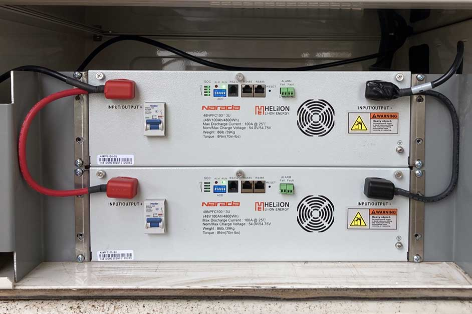 LFP Rackmount Batteries